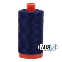Aurifil Cotton 50wt, 2745 Midnight