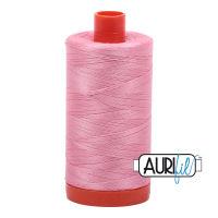 Aurifil Cotton 50wt, 2425 Bright Pink