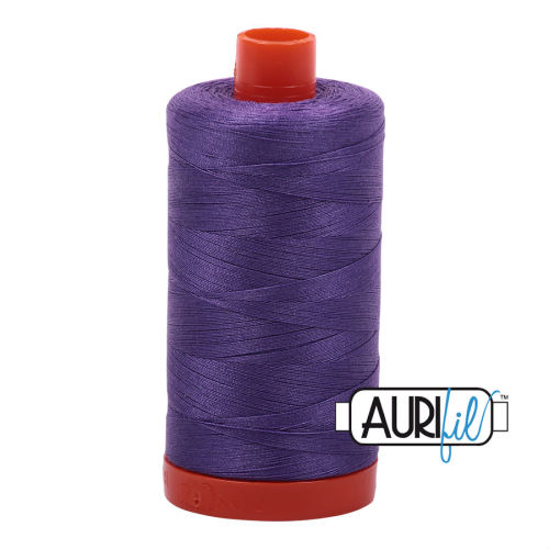 Aurifil Cotton 50wt, 1243 Dusty Lavender