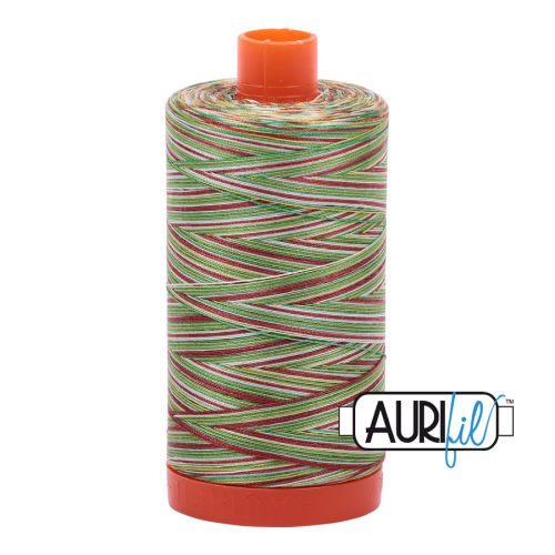 Aurifil Cotton 50wt, 4650 Leaves