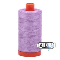 Aurifil Cotton 50wt, 3840 French Lilac
