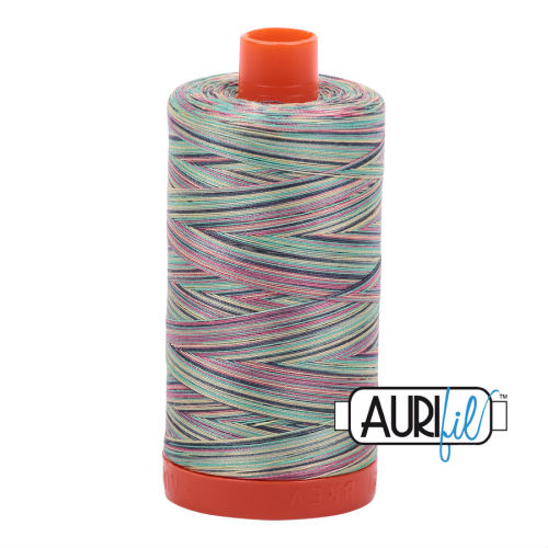 Aurifil Cotton 50wt, 3817 Marrakesh