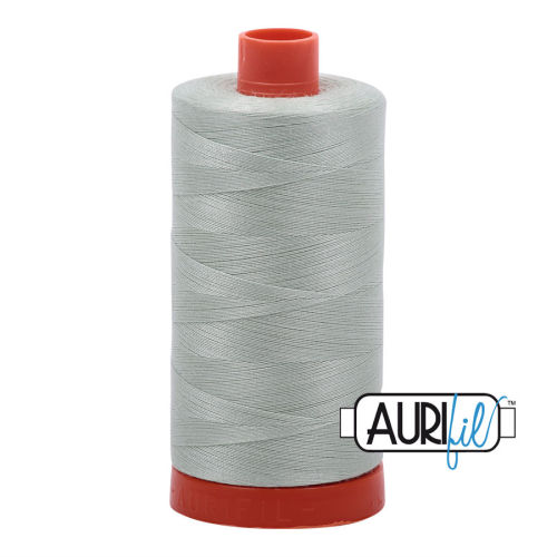 Aurifil Cotton 50wt, 2912 Platinum