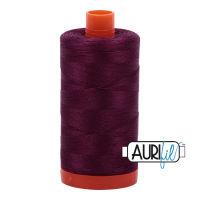 Aurifil Cotton 50wt, 4030 Plum