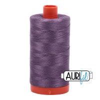 Aurifil Cotton 50wt, 6735 Plumtastic