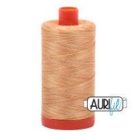 Aurifil Cotton 50wt, 4150 Creme Brule