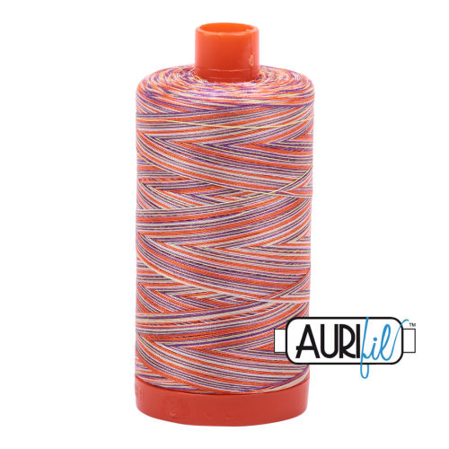 Aurifil Cotton 50wt, 4648 Desert Dawn