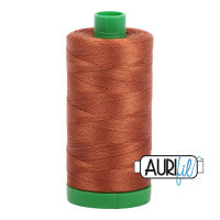 Aurifil Cotton 40wt, 2155 Cinnamon