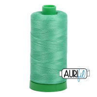 Aurifil Cotton 40wt, 2860 Light Emerald