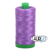 Aurifil Cotton 40wt, 2540 Medium Lavender