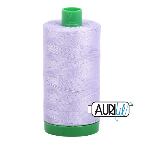 Aurifil Cotton 40wt, 2560 Iris