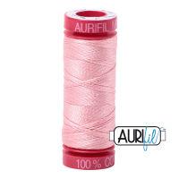 Aurifil Cotton 12wt, 2437 Light Peony
