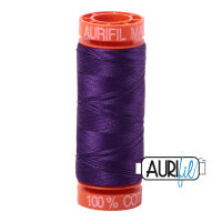 Aurifil Cotton 50wt, 2545 Medium Purple