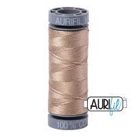 Aurifil Cotton 28wt, 2325 Linen