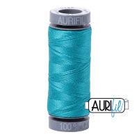 Aurifil Cotton 28wt, 2810 Turquoise