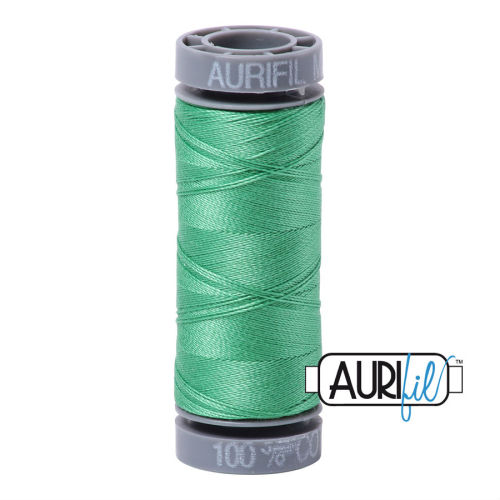 Aurifil Cotton 28wt, 2860 Light Emerald