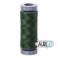 Aurifil Cotton 28wt, 2892 Pine