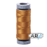 Aurifil Cotton 28wt, 2975 Brass