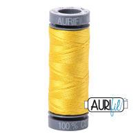 Aurifil Cotton 28wt, 2120 Canary