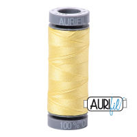 Aurifil Cotton 28wt, 2115 Lemon