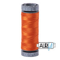 Aurifil Cotton 28wt, 2235 Orange