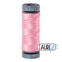 Aurifil Cotton 28wt, 2425 Bright Pink