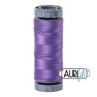 Aurifil Cotton 28wt, 1243 Dusty Lavender