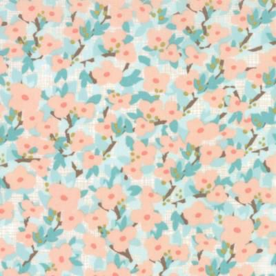 Moda - Lullaby - Blue Floral - 13150/11