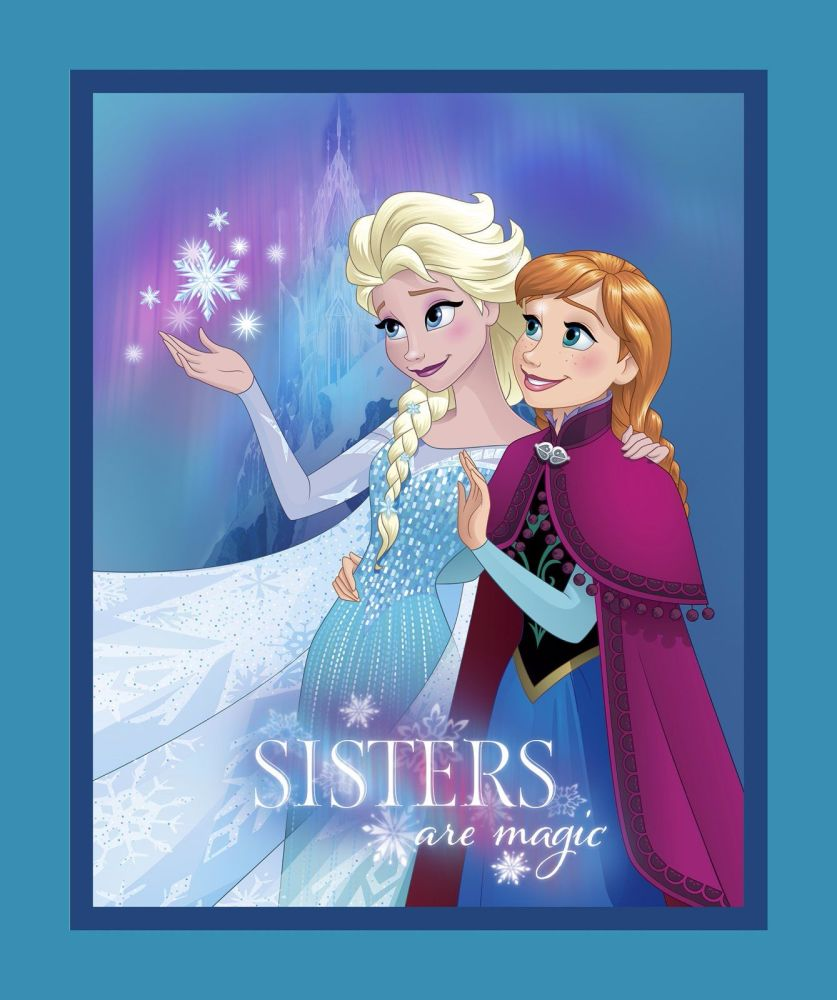 Licensed Disney - Frozen - Sisters Are Magic - 60570