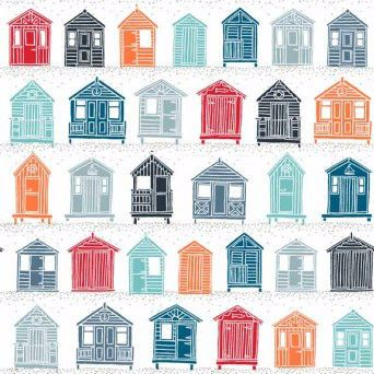 Makower - The Henley Studio - Marina - Beach Huts - 17701