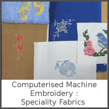 specilaty fabrics