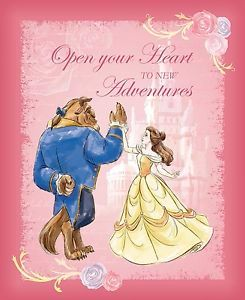 Licensed Disney - Beauty and the Beast Waltz