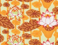 Lotus - Gold - PWGP140.GOLDX - Kaffe Fassett Collective