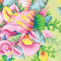 Shell Bouquet - Yellow - PWPJ088.YELLO - Kaffe Fassett Collective
