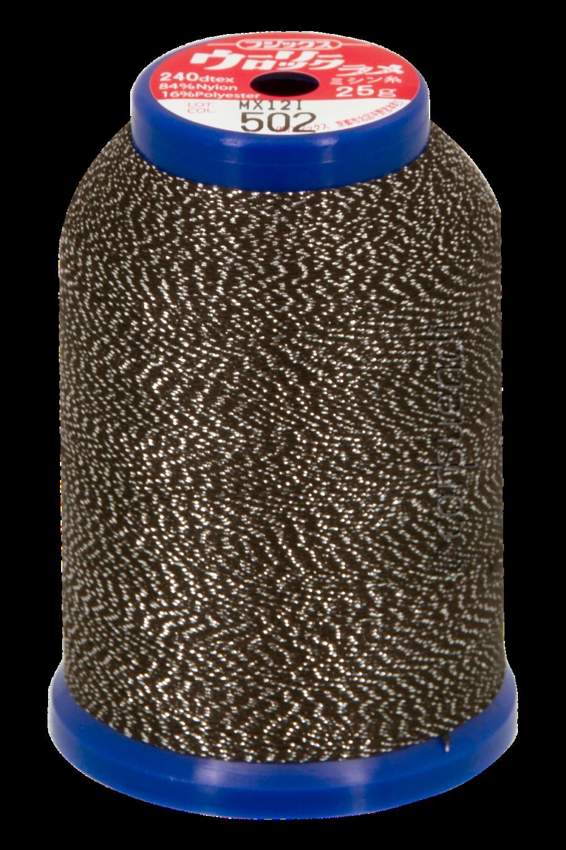 Fujix Woollie Lock Lame, Col 502