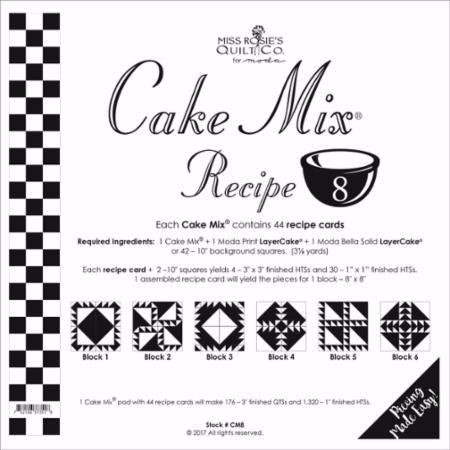 Cake Mix Recipe #8