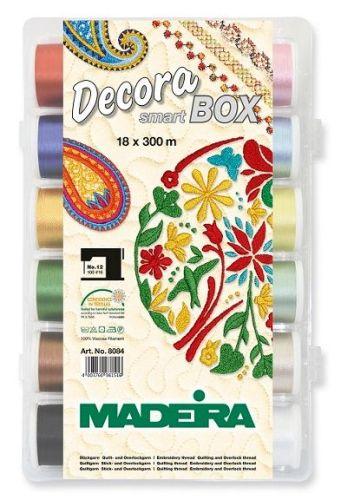 Madeira Decora No.12 Smart Box