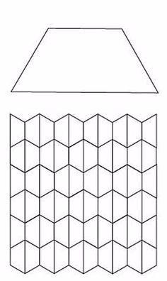 Half Hexagons