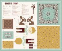 Moda - Howdy Panel - No. 20557-11 (Multi)