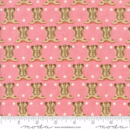 Moda - Howdy Panel - No. 20553-19 (Pink)