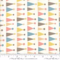 Moda - Corner of 5th and Fun - No. 17904-11 (Ivory)