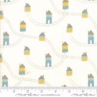 Moda - Corner of 5th and Fun - No. 17903-11 (Ivory)