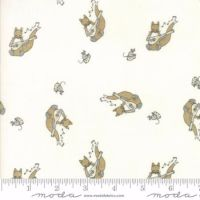 Moda - Hushabye Hollow - No. 49013-11 Fox Lute (Cloud)