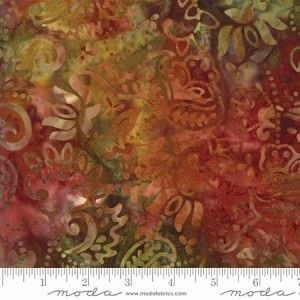 Moda - Bear Creek Batiks - No. 4344-14 (Copper)