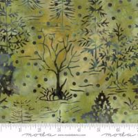 Moda - Bear Creek Batiks - No. 4344-19 (Moss)