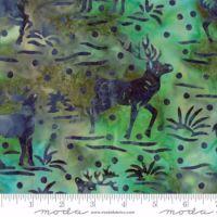 Moda - Bear Creek Batiks - No. 4344-25 (River)