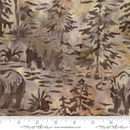 Moda - Bear Creek Batiks - No. 4344-11 (Sandstone)