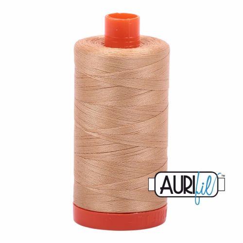 Aurifil Cotton 50wt, 2318 Cachemire