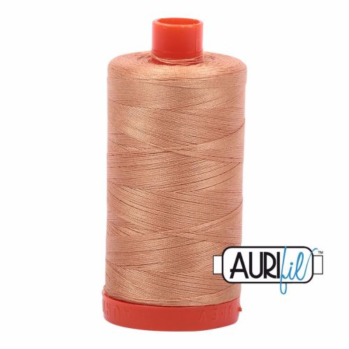 Aurifil Cotton 50wt, 2320 Light Toast