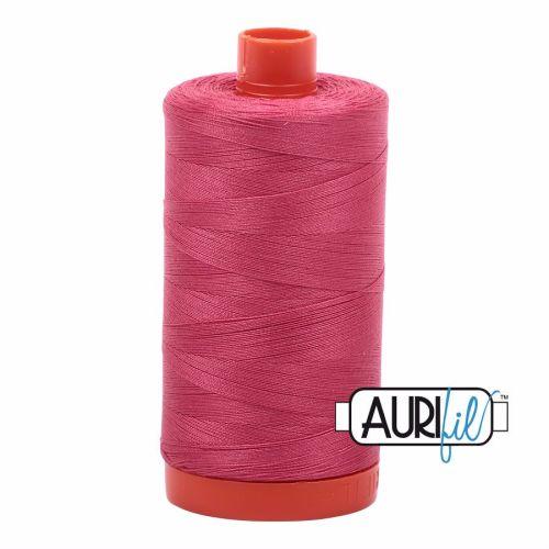 Aurifil Cotton 50wt, 2440 Peony